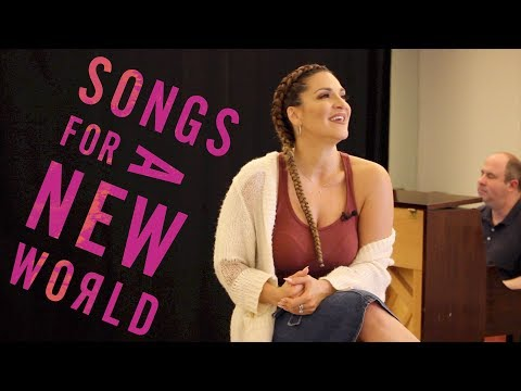 First Look: Songs for a New World