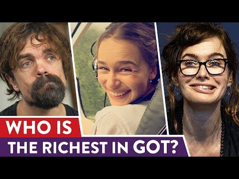 Game of Thrones Real Cast Salaries Revealed  ⭐OSSA