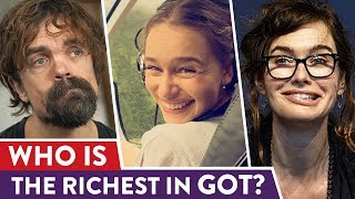 Baixar Game of Thrones Real Cast Salaries Revealed | ⭐OSSA