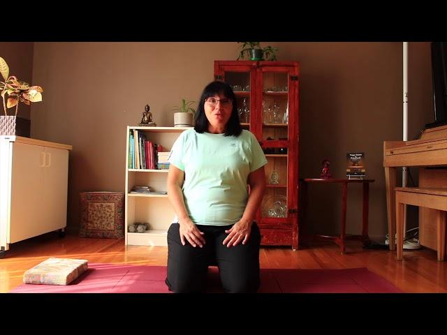 INVITATION - Vidéo de yoga - Automne 2020