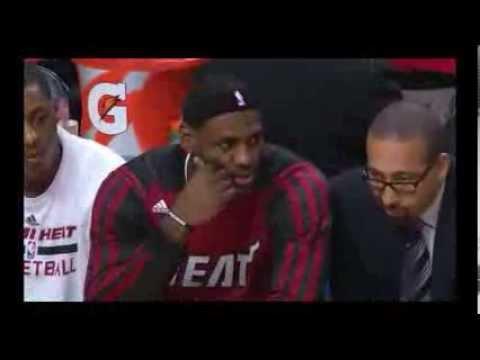 NBA CIRCLE   Miami Heat Vs Chicago Bulls Highlights 5 Dec  2013 www nbacircle com