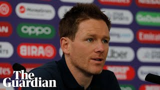 'Rock bottom': Eoin Morgan reflects on 2015 World Cup loss to New Zealand