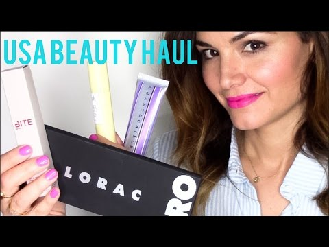 USA High End Beauty Haul: Sephora, Ulta, Neiman Marcus, Norsdstrom I Stereorose2013