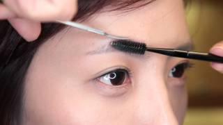 눈썹 연출하기_How to shape eyebrow Thumbnail