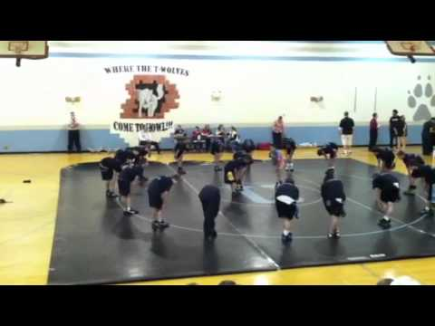 Uwharrie Middle School Wrestling Intro