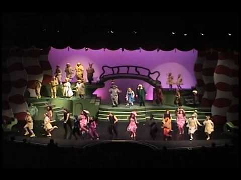 Green Eggs & Ham from Seussical (Finale & Awesome Bows)