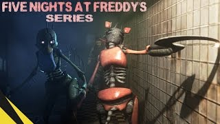 SFM Five Nights at Freddy s Series Trailer FNAF Animation