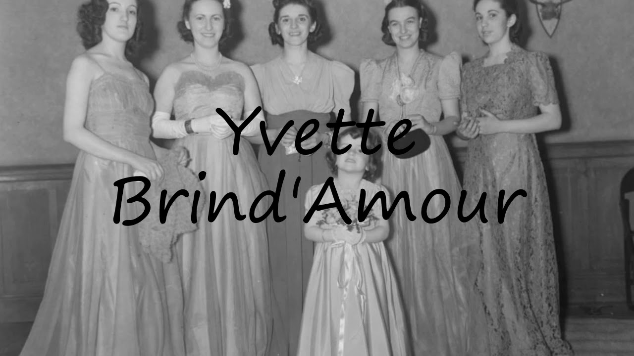 Watch Yvette Brind'Amour video