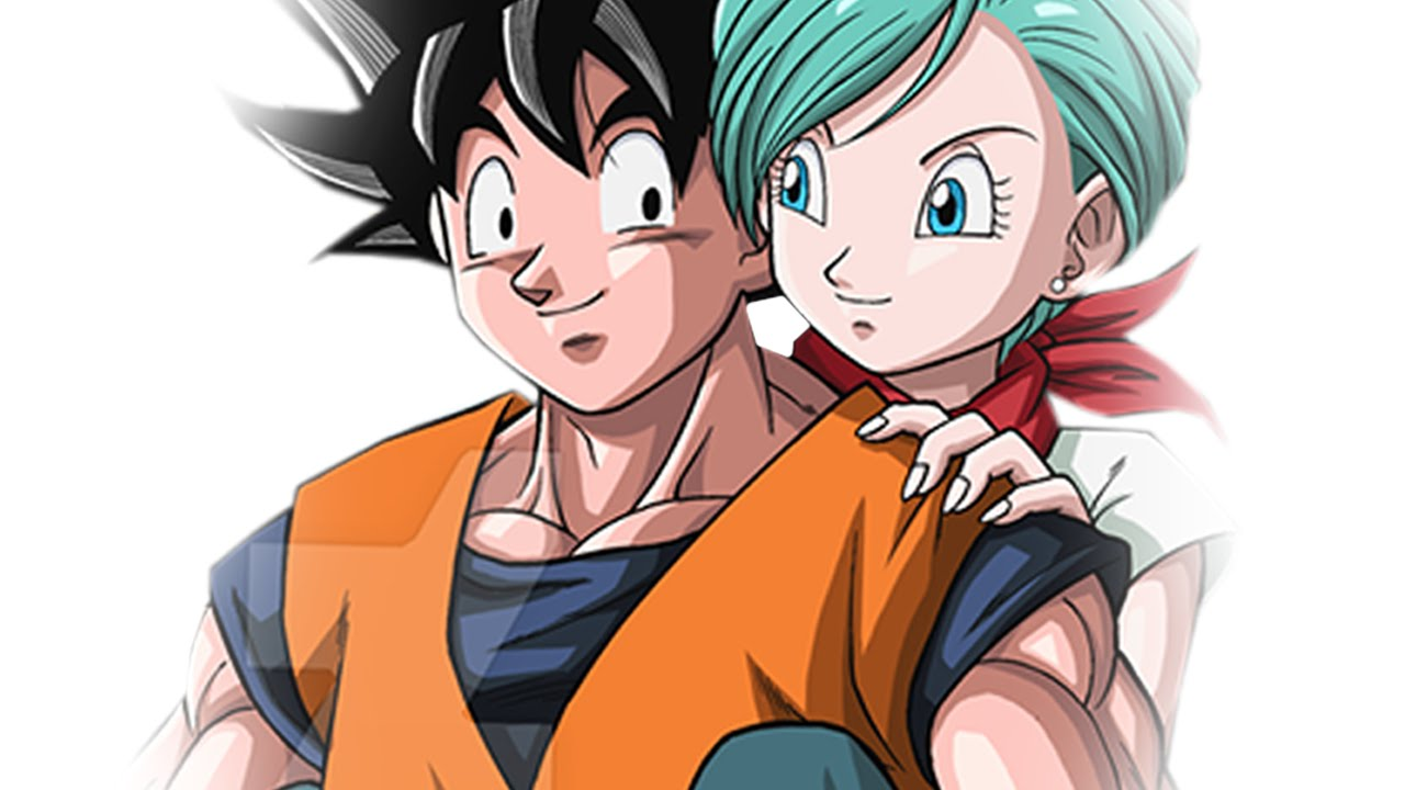 WAS WÄRE WENN SON GOKU BULMA IN DRAGONBALL Z GEHEIRATET ...