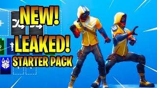 """*LEAK* NEW """"Summit Striker"""" STARTER PACK In Fortnite !"""