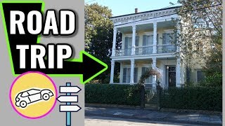 TRAVEL VLOG: ROAD TRIP TO NEW ORLEANS| DR DRAY