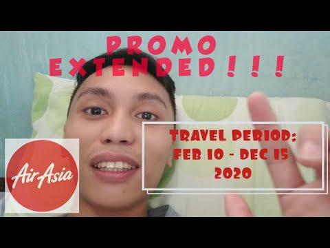 AirAsia Seatsale PROMO EXTENDED TODAY!!! (Sept. 29)