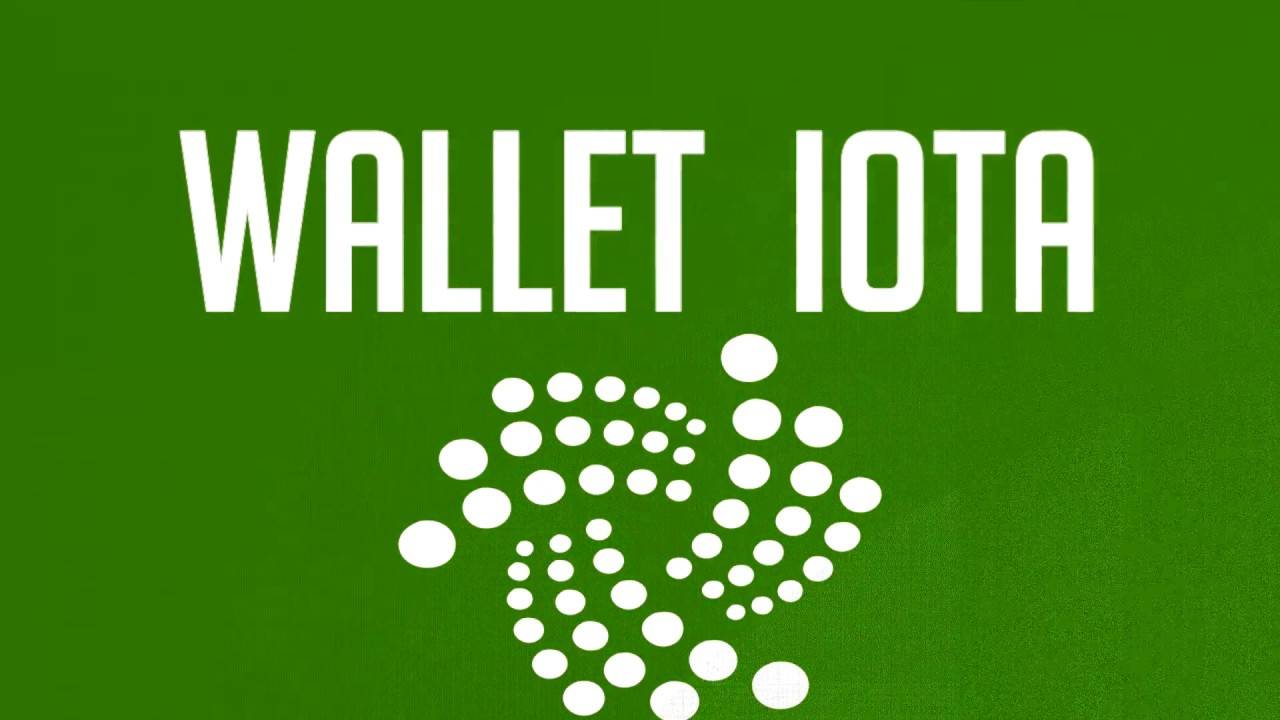 Wallet Iota