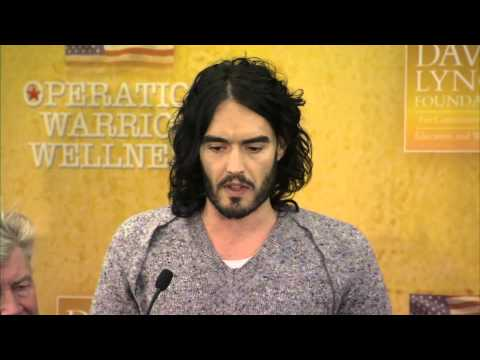 Russell Brand on Transcendental Meditation
