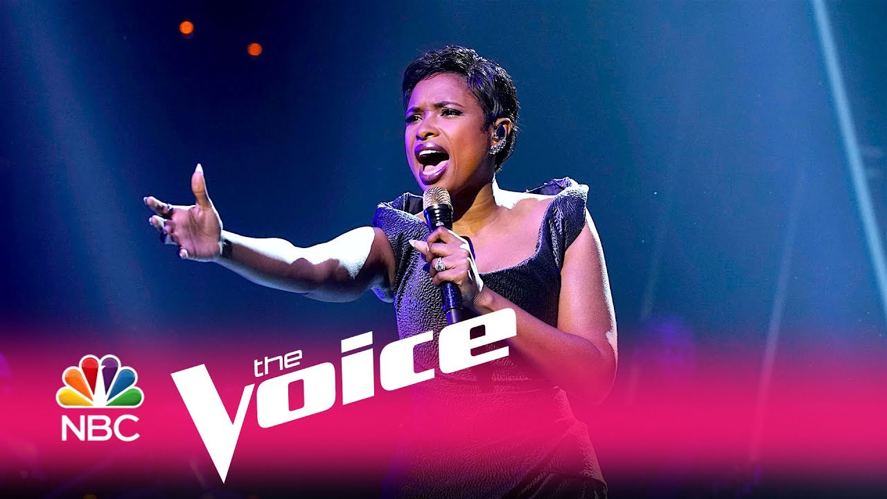 The Voice 2017 - Introducing Coach Jennifer Hudson ...