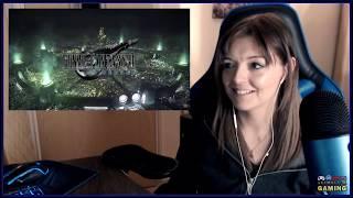 Final Fantasy 7 Remake - Opening Movie Reaction!!