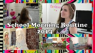 School Morning Routine 2014 Thumbnail