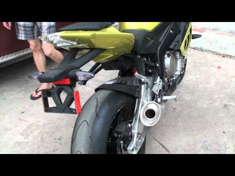 Thử xe BMW S 1000RR