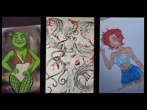 Tiktok Art Compilation #2