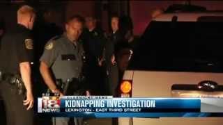 Lexington Man Kidnapped, Forced to Drive Van at Gunpoint