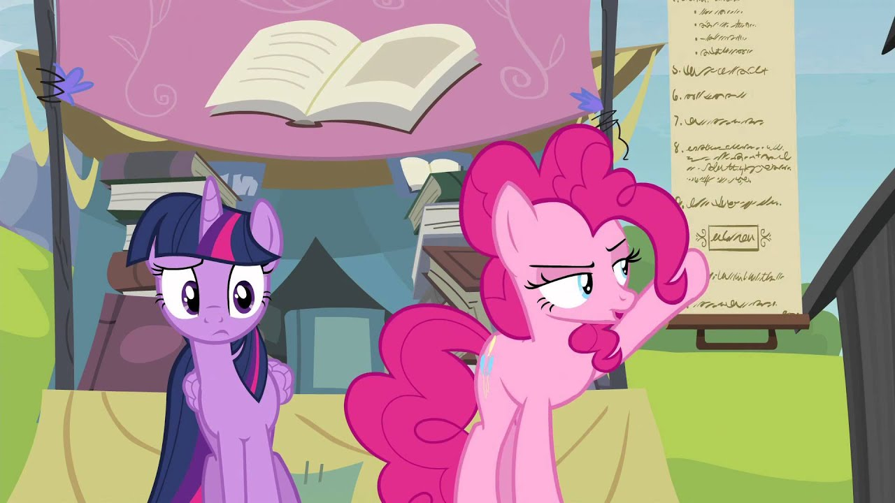 Pinkie Pie (What Creates A Fair Trade)