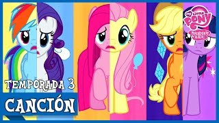MLP: FiM - Es Lo Que Mi Cutie Mark Me Dice A Mí (What My Cutie Mark Is Telling Me) [Español Latino]