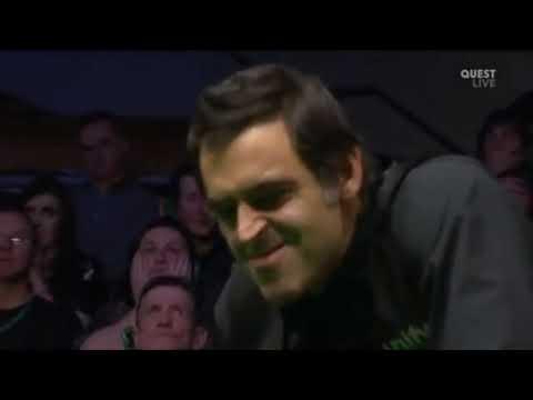 Потрясающий финальный фрейм Ронни О\'салливана против Марка Селби.