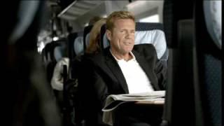 Реклама железных дорог Германии(Реклама специального летнего предложения железных дорог Германии. Лицо кампании - Дитер Болен. Видео вылож..., 2009-05-14T17:17:11.000Z)