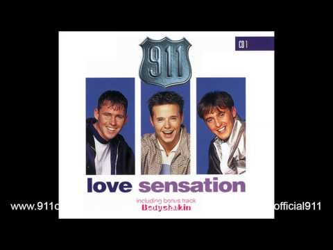 911 - Love Sensation - 04/04: Bodyshakin' (Extended Mix) [Audio] (1996)