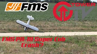 Tower Tv: Fms Pa-18 Super Cub