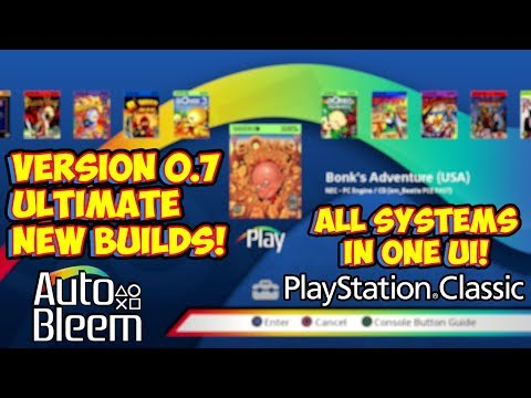 autobleem-version-0.7-released!-ultimate-playstation-classic-hack!