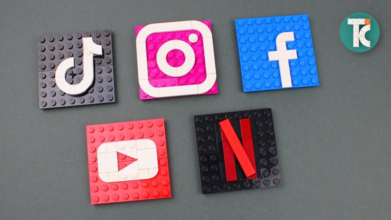 LEGO APP LOGOS (Tutorial)