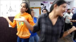 Jai Jai Shiv Shankar|lata Mangeshkar|rajesh Khanna|freestyle Dance|dansation Studio Mohal 9888892718