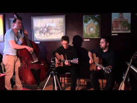Gypsy Palo Alto - The Jeanne d'Arc Sessions - featuring Alan Nagelberg - Episode 2 Part I