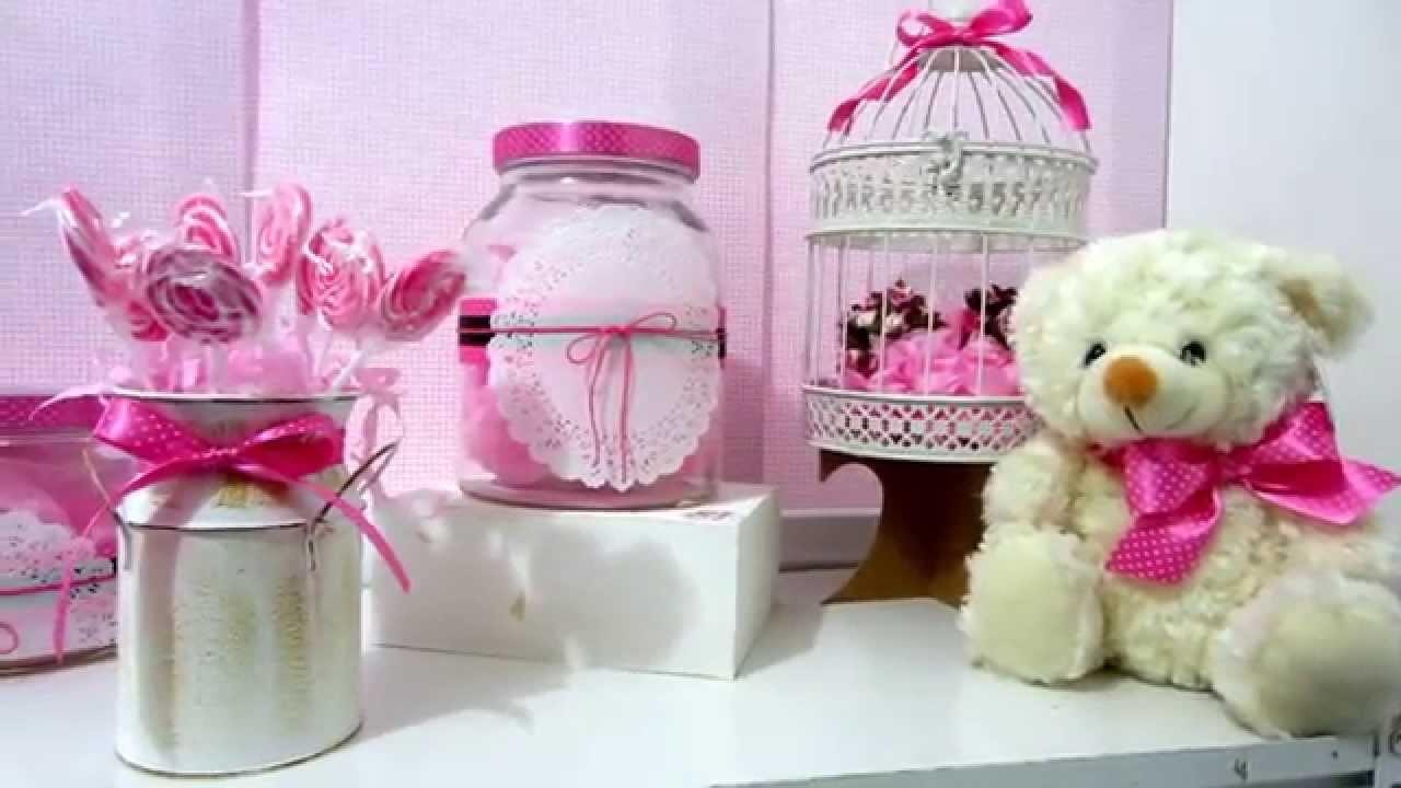 Detalles para decorar tu mesa de dulces youtube - Detalles para decorar ...
