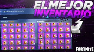 I HAVE THE BEST SPAIN INVENTORY - Fortnite Save The World