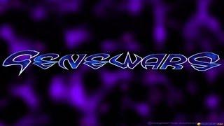 Genewars gameplay (PC Game, 1996)