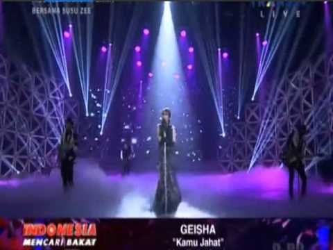 Geisha - Kamu Jahat @ IMB (05/10/2014)
