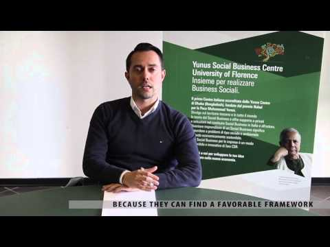 What is a Social Business City. Enrico Testi - Director of International Relations YSBCUF