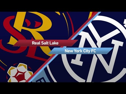 Highlights: Real Salt Lake vs. New York City FC | May 17, 2017