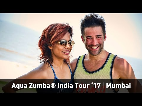 Mumbai | Aqua Zumba® India Tour with ZES Richard & ZES Sucheta