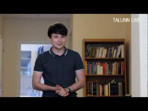 Jonáš reporting live from Tallinn