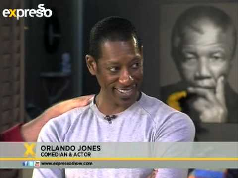 Orlando Jones, Michael Winslow, Brian Haner on eXpresso (07.09.2012)