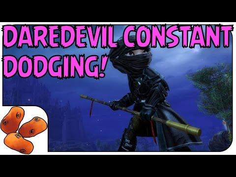Guild Wars  Daredevil Wvw Build