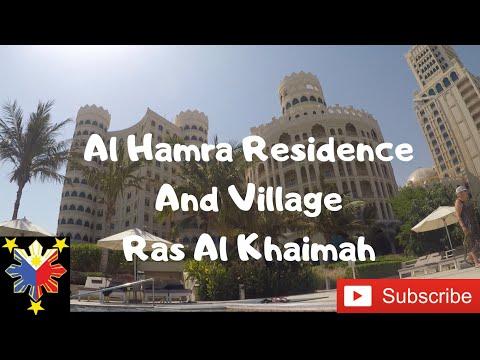Vlog#37 Al Hamra Residence and Village | Ras Al Khaima part2 | Hotel Review