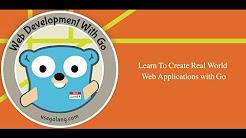 Web Development with Go (samples)