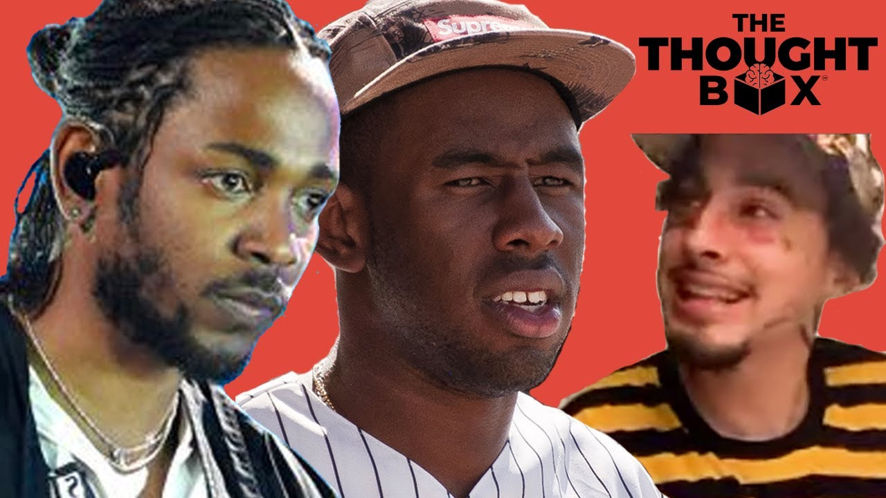 Kendrick Lamar And Tyler The Creator BOTH Sonned Wifisfuneral