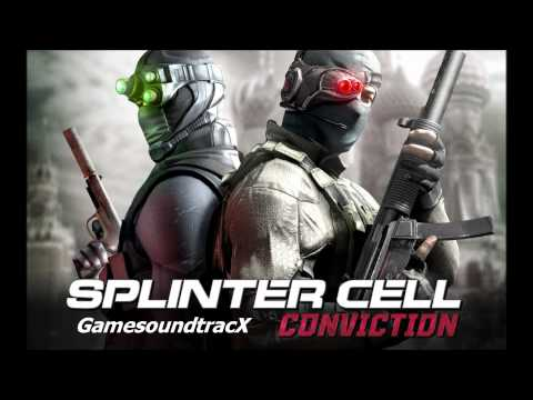 Splinter Cell Conviction - Conviction Main Theme - SOUNDTRACK