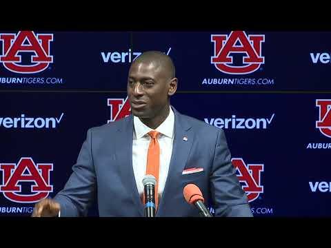 New Auburn Athletics Director: Allen Greene - 1st official press conference (Jan. 19)