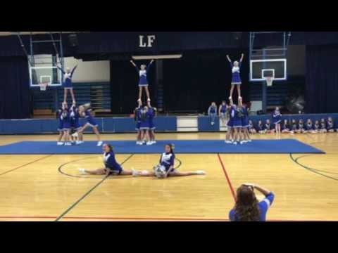 2016 lake Fenton middle school Pep assembly